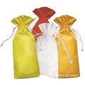 Non woven packing pouch bag oem service