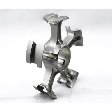 CNC Machining 5 axis Precise Metal Robot Parts