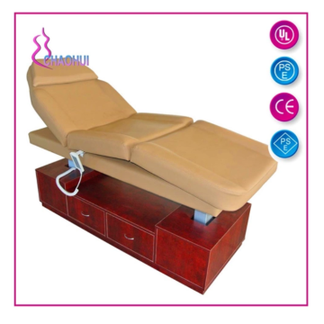 Electric Massage Bed with Bottom drawer