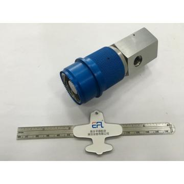 18 Pipe Size AS1709 Female Quick Coupling (Blue)