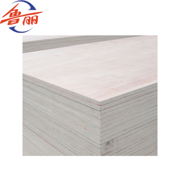 Natural Red Oak Veneer Fancy Plywood for Decoration