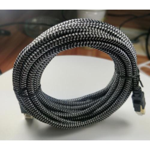 2000Mhz SFTP RJ45 Cat 8 Ethernet Cable