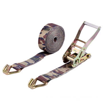 5000KG 2 Inch Cargo Lashing Safety Belt