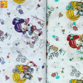 Pretty Pattern Design Cotton Fabric For Digital Print