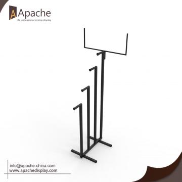 Metal Dismountable Clothing Display Stand