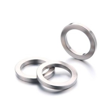 Permanent neodymium ring sintered ndfeb magnet