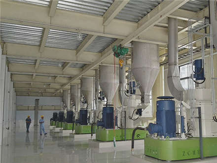 The main equipments in crushing processing are storage tanks , magnetic separator, crusher and rotary screener. After that processing,we get the qualified product. The un-crushed soybean protein concentrate will be gathered and sent to the beginning of the processing automaticly.