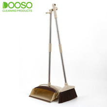 Smart Design Windproof dustpan & broom DS-891