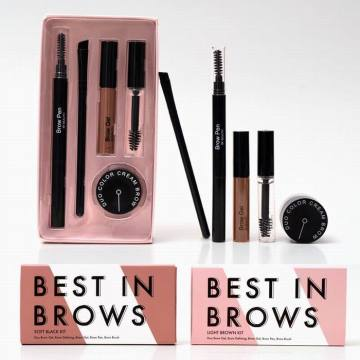 Eyebrow Makeup Set cosmetics set custom makeup set