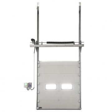 Vertical high speed aluminum roller shutter