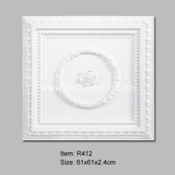 Lower Price High Quality PU Ceiling Tiles