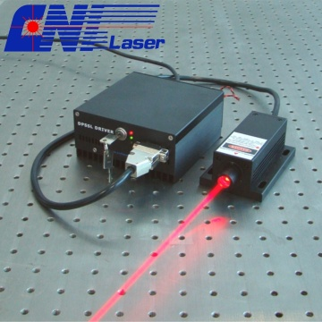 635nm 200mW Red Laser For Optogenetics