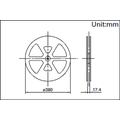 Surface Mount Switch with Bidirectional Detection