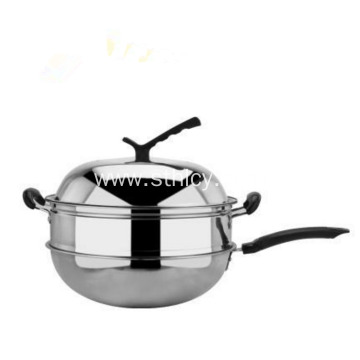 High Quality Stainless Steel Energy Saving Steamer Pot