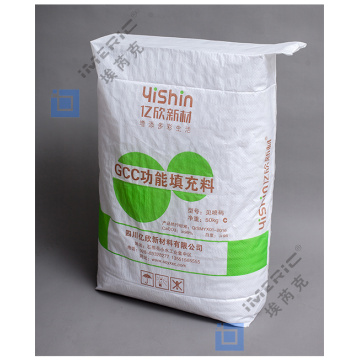 Block Bottom Outer Valve Packaging OPP Bag