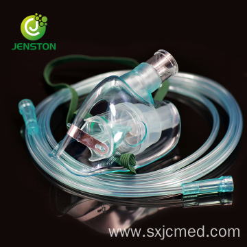 Disposable PVC Nebulizer mask
