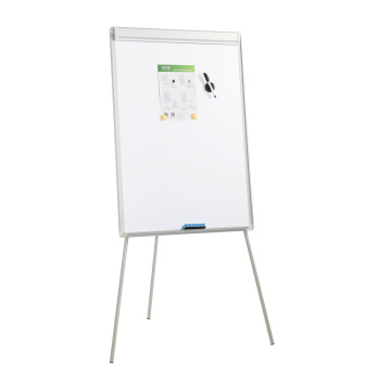 White Board Magnetic Tripod Whiteboard Flipchart Easel