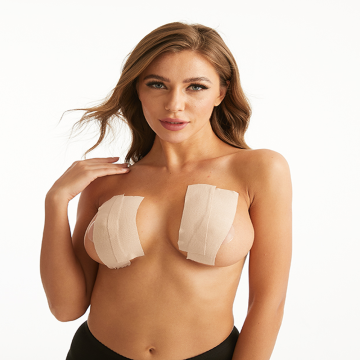 kinesiology tape for boobs plus size breast tape