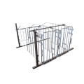 Durable Solid Rod Sow Gestation Stall For Pigs