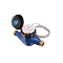 Remote Dry Type Vane Wheel Water Meter