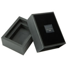 2Pcs Paper Fashion Perfume Packaging Box with Sliding