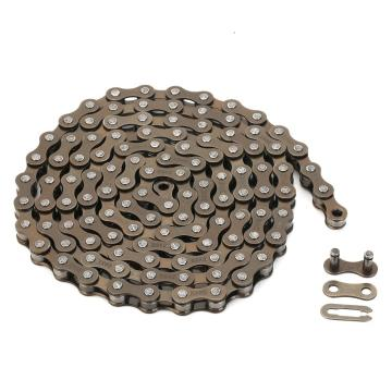 Single-Speed Bicycle Chains 1/2 x 1/8 Inch