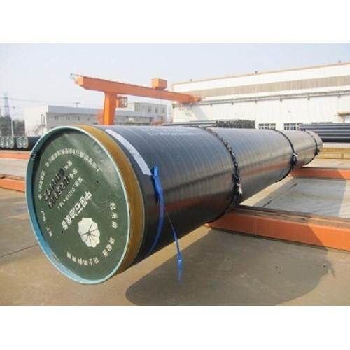 3PE pipe coating line