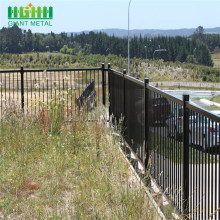 anping factory price zinc steel fence