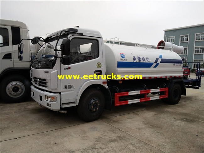 6 CBM Dust Suppression Trucks