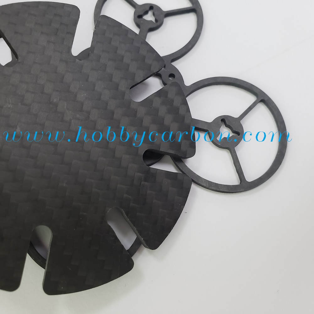 Carbon Fiber Part Cutting