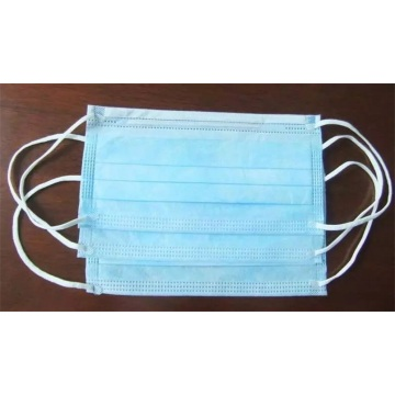 Non-Woven 3ply Medical Face Mask with Earloops