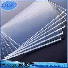 acrylic light diffuser sheet for optical equipment