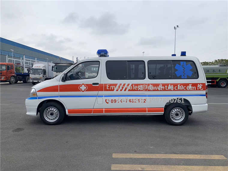 Emergency Transport Vehicle Cost