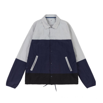Fashion Mens Woven Jackets