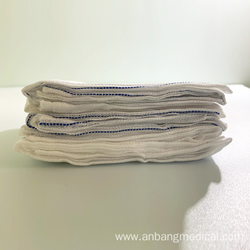 100% Cotton Sterile Disposable Medical Gauze Pad