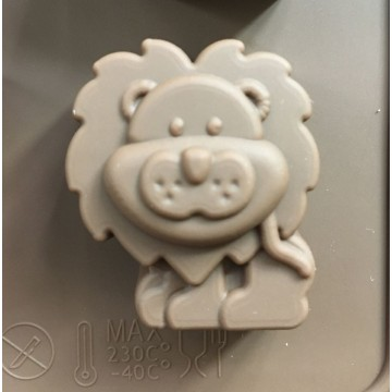 Animal chocolate ice molds silicone cartoon tool