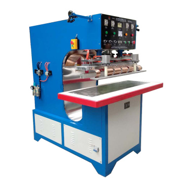 Semi automatic PVC keder welding machine
