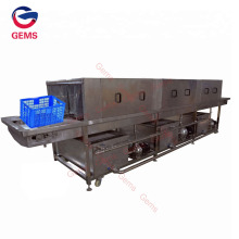 Turnover Egg Tray Washing Machine for Plastic Tray