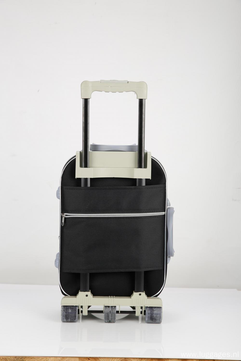 spinner Lightweight luggage trolley