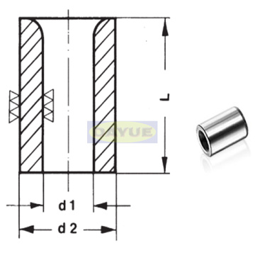 Punch guide bush to DIN 9845 type C