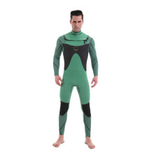 Seaskin Long Sleeves Chest Zipper Surfing Wetsuits