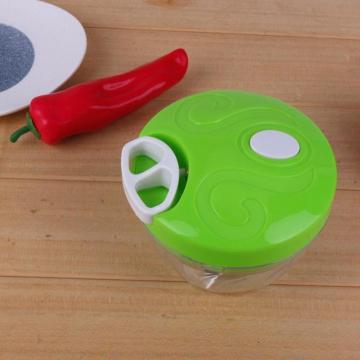 Durable Vegetable Fruit Cutter Processor Food Fruit Chopper Garlic Cutter Twist Shredder Meat Blender Crusher KitchenAccessories
