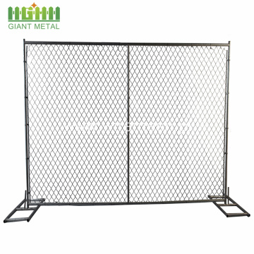 Best Price Used Chain Link Fence Temporary Fence
