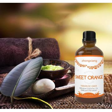 Pure sweet orange essential oil for aroma diffuser
