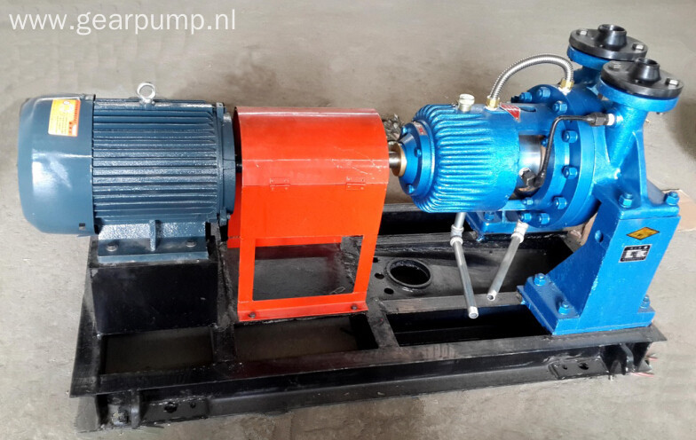High efficient AY two-stage centrifugal hot oil pump