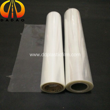 Sio2 coated polyester film for flexible packing