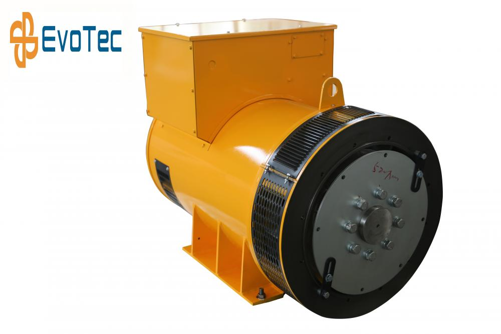 Brushless Synchronous Alternator Diesel Generator