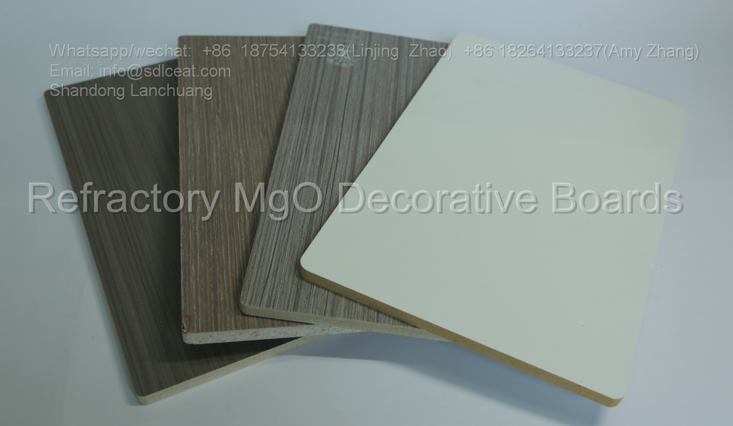 mgo sandwich decorative board