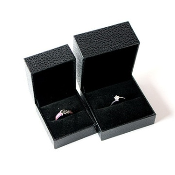 high quality elegant wedding ring box