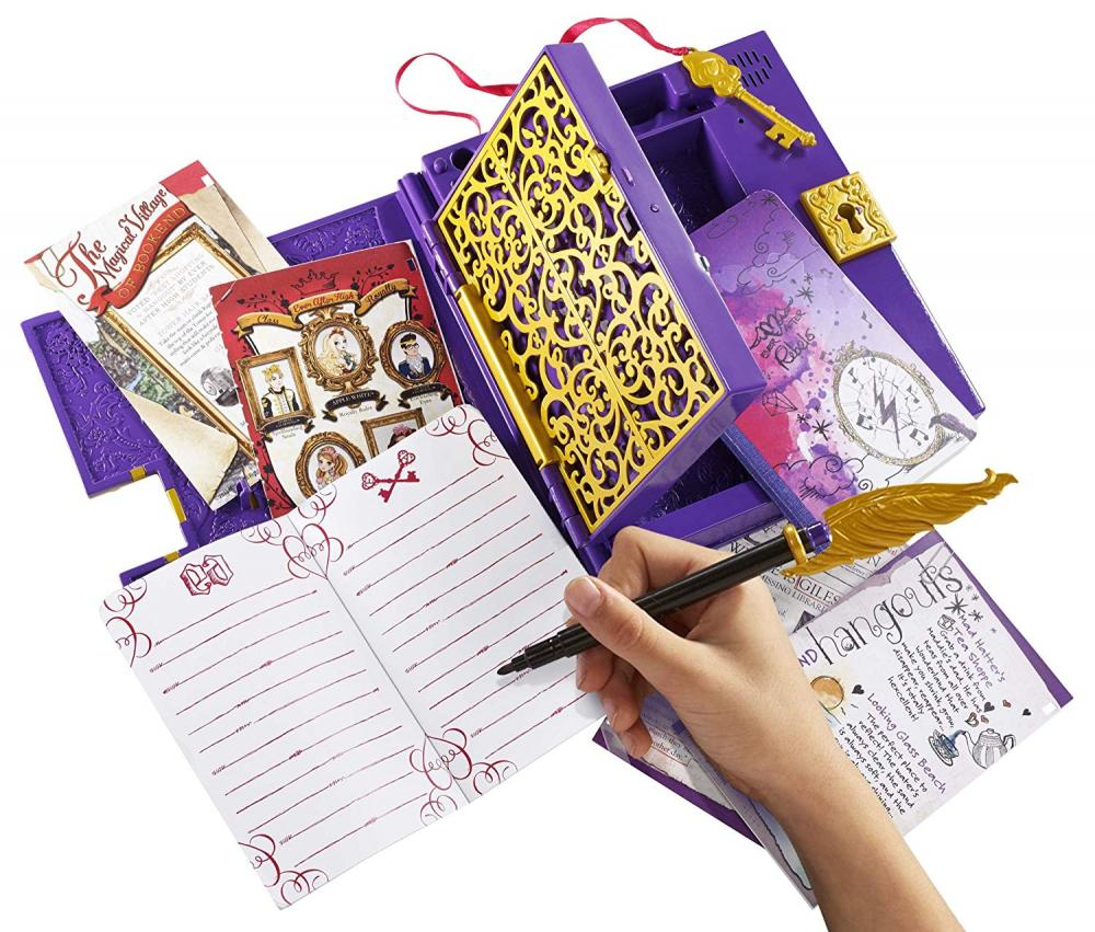 Ever After High Secret Diary 3